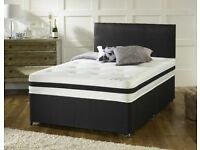 ⭐🆕DOORBUSTER DEALS LUXURY DIVAN BEDS & MATTRESS ALL SIZES & COLORS READY GRAB ONE TODAY!!