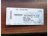 3x Mrs Browns Boys Tickets for tonight