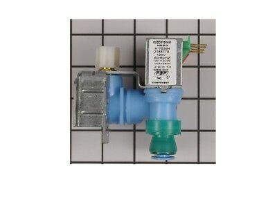 NEW 2188778 Whirlpool Refrigerator water valve W10853654
