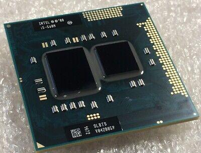 INTEL CORE I5-560M 2.66GHZ 64BIT 3MB CPU SLBTS   (Intel Core I5 64 Bit)