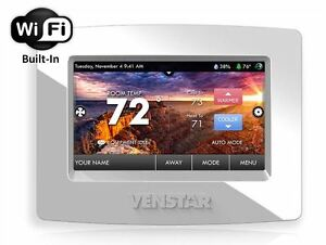 Venstar T7850 ColorTouch Smart Programmable WiFi Thermostat (Replaces T5800)