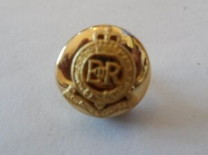 Royal-Engineers-Button-Gilt-Gold-Military-22L-Ligne-14mm-Army-Uniform