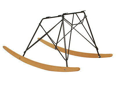 Rocker Chair Base fits Herman Miller Eames Shell - Mid Century Danish Modern