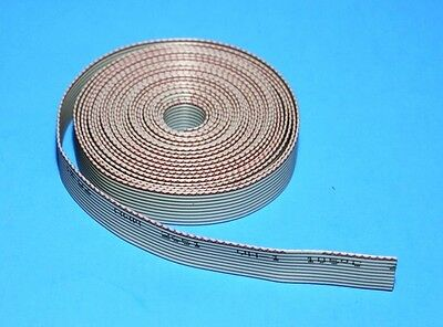 Idc Cable Ribbon Cable Roll 12 Feet 10-pin Fast Ship From Usa