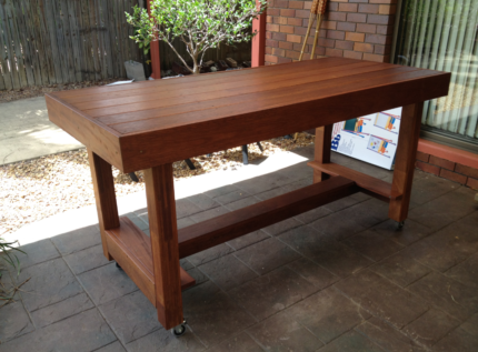 Outdoor table, Deck furniture, Bar table