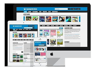 Games Website Script With 800 Online Games Free Hosting Installation