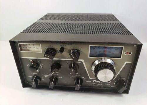 Vintage Drake T-4XB Tube Ham Radio Transmitter