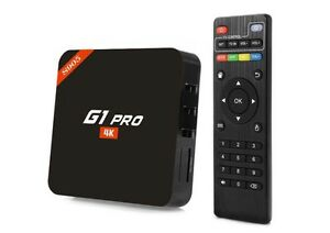 G1 Pro Android Box