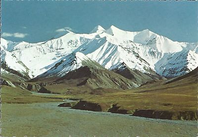 Alaska Range Alaska ()