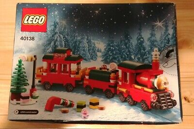 Lego 40138 Christmas Train 2015 New in Box NIB Sealed but Package is Damaged