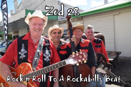 Zed 28 Rockabilly - Rock n Roll Band