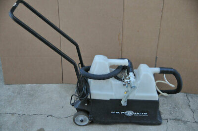 Us Products Triple Play Spotter Upholstery Carpet Extractor Machine