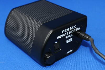 MINT Pentax 645 Remote Battery Pack for 645 N NII From JAPAN Pentax Remote Battery