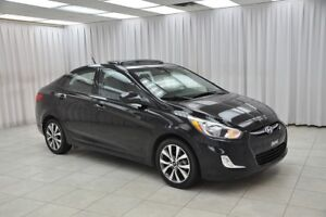 2017 Hyundai Accent Freshly Traded, One Owner and Hyundai Certif
