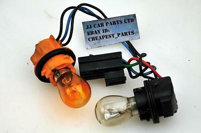Land Rover Freelander rear bumper lamp light bulb connectors holders wiring loom