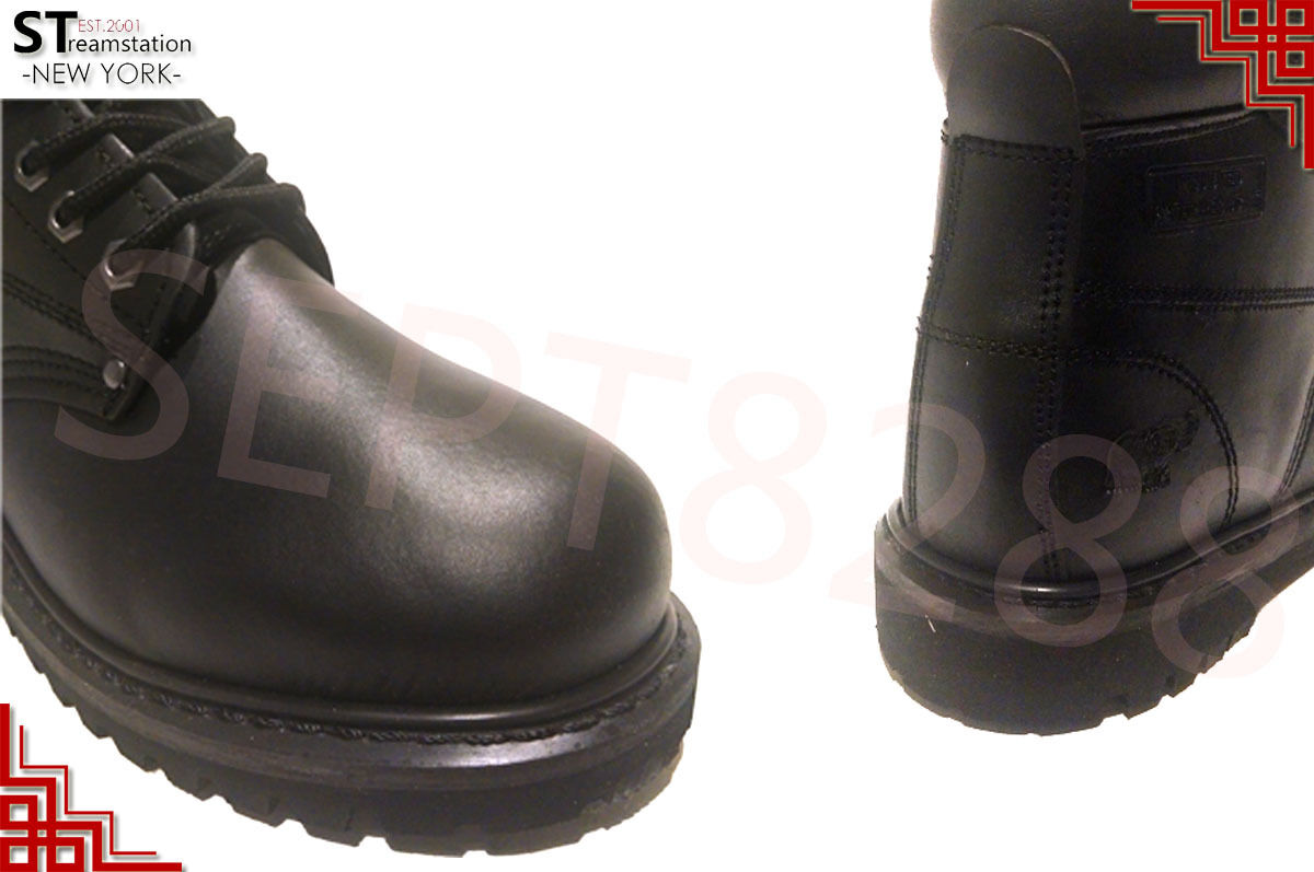 Купить Unbranded - Men's 6 Work Boots Shoes With Steel Toe Leather Shoe Lace Up A6011ST 8605ST