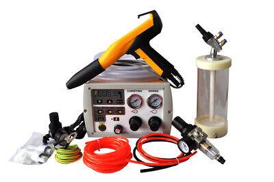Original Electrostatic Powder Coating Spray Paint Machine D-display Smart Modes