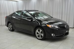 2012 Toyota Camry SE V6 SEDAN w/ BLUETOOTH, NAVIGATION, HEATED S