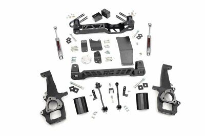 "Rough Country 6"" Lift Kit (fits) 2006-2008 Dodge Ram 1500 4WD 