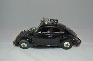 Bandai-Volkswagen-VW-Beetle-034-POLITIE-034-2-door-Sedan-VERY-RARE