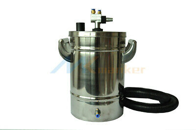 Mini Stainless Steel Fluidized Powder Hopperig02 Pump For Powde Coating Machine