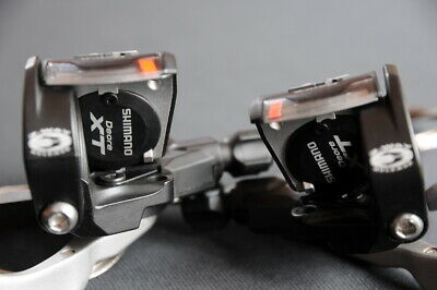 SLM77010PA Shimano XT M770 10 SPEED SHIFTERS PAIR