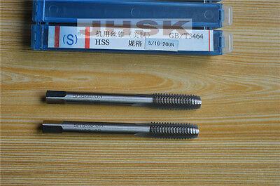 "1pcs HSS Right Hand Tap 1/""-32UNS Taps Threading 1-32UNS"