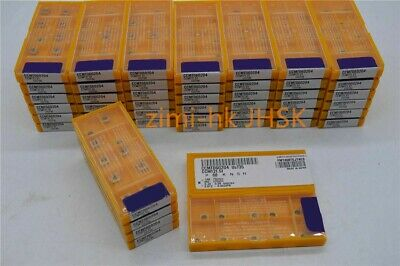 30pc Ccmt060204 Us735 Ccmt21.51 Us735 Carbide Insert For Steel Stainless Steel