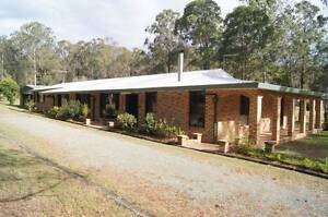 A SOLID MASTER BUILT FAMILY HOME AND GRANNY FLAT ON 5 ACRES Logan Village Logan Area Preview