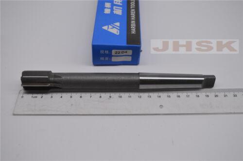Φ22 reamer HSS  22mm D4  Machine, reaming, reamer,  ( 22D4 ) Morse taper shank