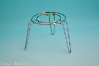 Lab iron zinc plating Burner Stand Tripod new for sale  Castro Valley