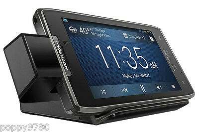 Motorola SJYN0914A HD Desktop Charger HDMI, TV & Audio Dock For Droid Razr Maxx