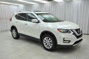 2018 Nissan Rogue 2.5SV AWD SUV w/ BLUETOOTH, HEATED SEATS, PANO