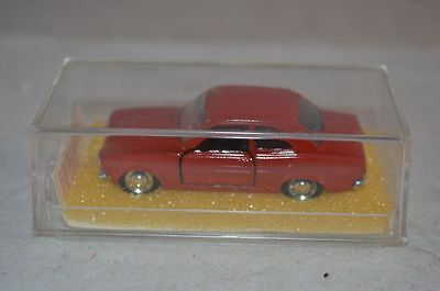 Schuco 301 810 Ford Escort 1300 GT Red mint in box superb