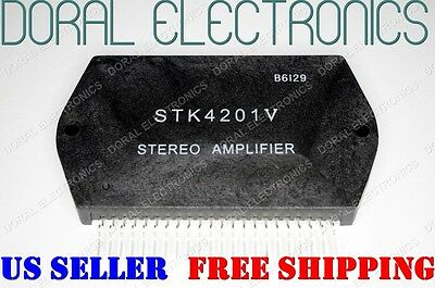 Stk4201v Free Shipping Us Seller Integrated Circuit Ic Stereo Amplifier