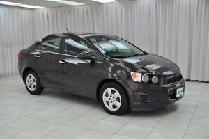 2014 Chevrolet Sonic LT SEDAN w/ BLUETOOTH, A/C, REMOTE START &