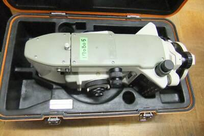 Nikon Total Station Light Wave Dtm-b20c Very Good Condition Rs