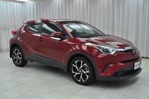 2018 Toyota C-HR XLE 2.0L 5DR SUV w/ BLUETOOTH, LANE DEPARTURE W