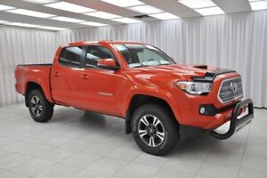 2017 Toyota Tacoma TRD 4x4 SPORT 3.5L 6SPD 4DR 5PASS DOUBLE CAB