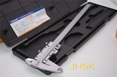 Shanhe High Quality Industrial Grade 0-300mm 12 Inch Vernier Caliper