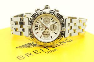 Breitling-Chronoracer-Cronografo-Rattrapante-Reloj-De-Hombre-ESTADO-PERFECTO