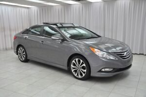 2014 Hyundai Sonata SE SEDAN w/ BLUETOOTH, HEATED LEATHER, DUAL