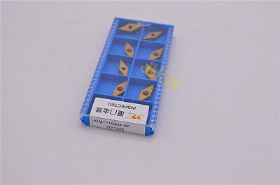 Vcmt110304-gp Vcmt221 High Quality Cnc Insert Superior Quality 10pcs