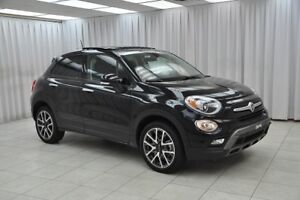 2017 Fiat 500X 2.4L 5DR HATCH w/ BLUETOOTH, REMOTE START, DUAL R