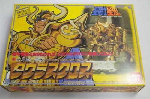 Saint Seiya Taurus Vintage Bandai