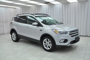 2018 Ford Escape SEL ECOBOOST AWD SUV w/ BLUETOOTH, HEATED LEATH