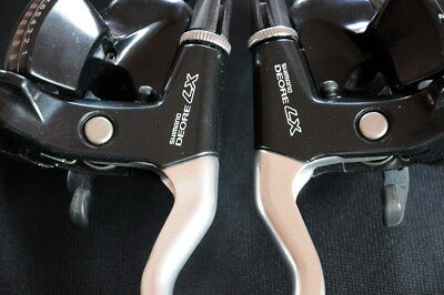 Shifters - Vintage Shimano Deore - Trainers4Me