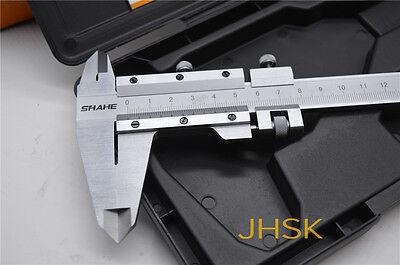 Shanhe High Quality Industrial Grade 0-300mm 12 Inch Vernier Caliper Cnc