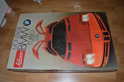 Schuco 225295 225 295 BMW turbo 1:12 huge unused kit set electro montage Superb