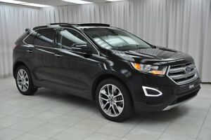 "2016 Ford Edge """"ONE OWNER"""" TITANIUM AWD SUV w/ BLUETOOTH, HEAT"